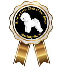 Bichon Frise Club Of San Diego Specialty Shows